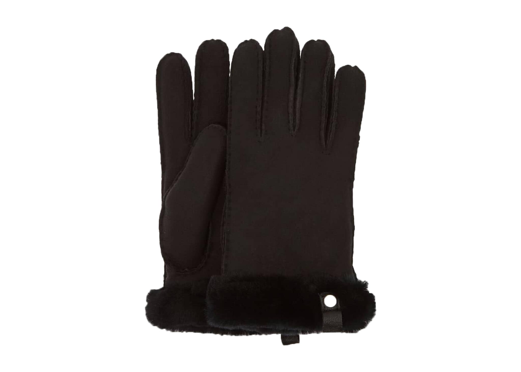 UGG UGG Handschoenen 17367 Shorty Zwart