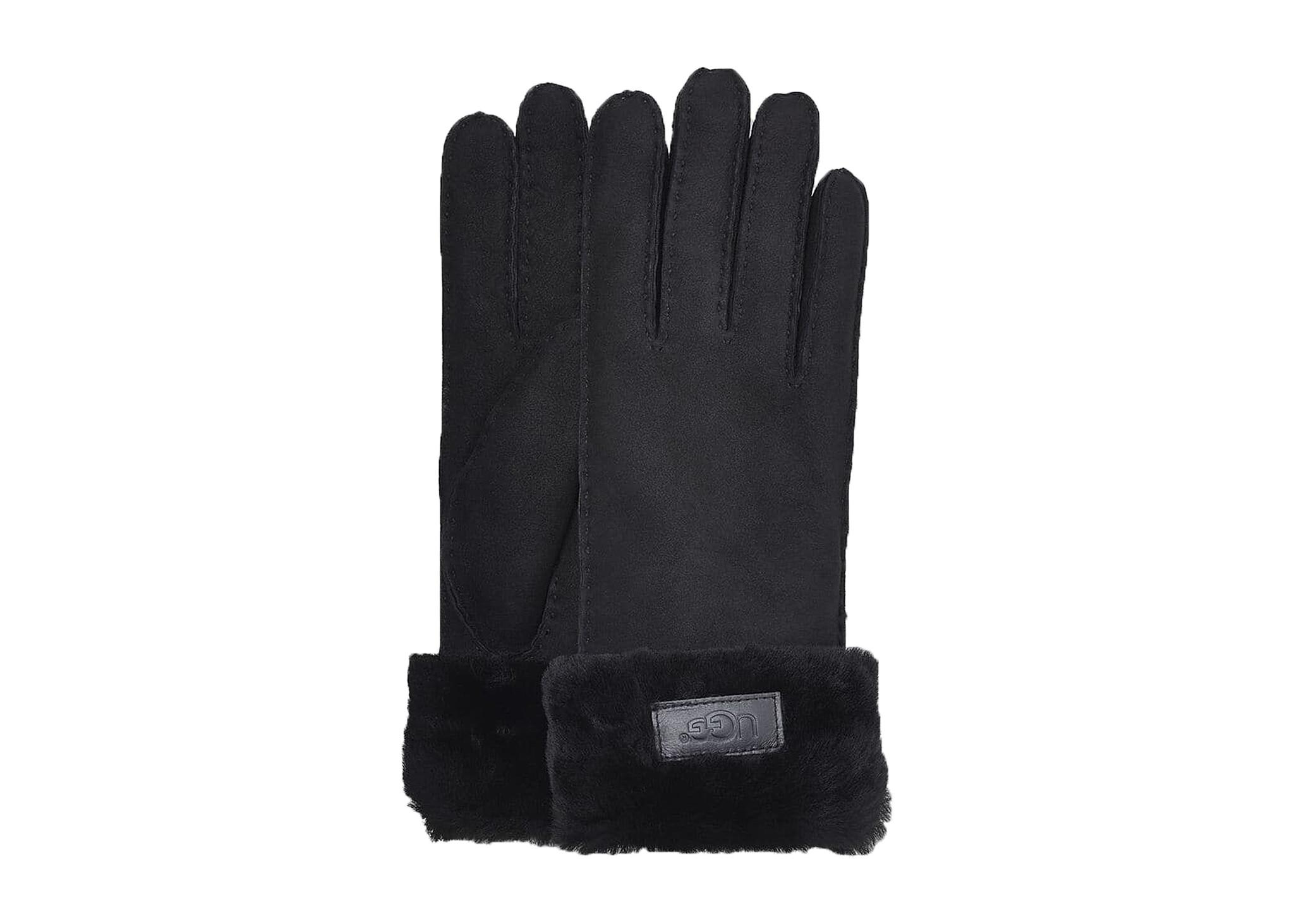 UGG UGG Handschoenen 17369 Turn Cuff Glove Zwart