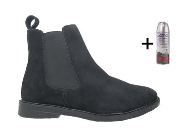 blackstone heren Blackstone Herenboots OM51 Zwart