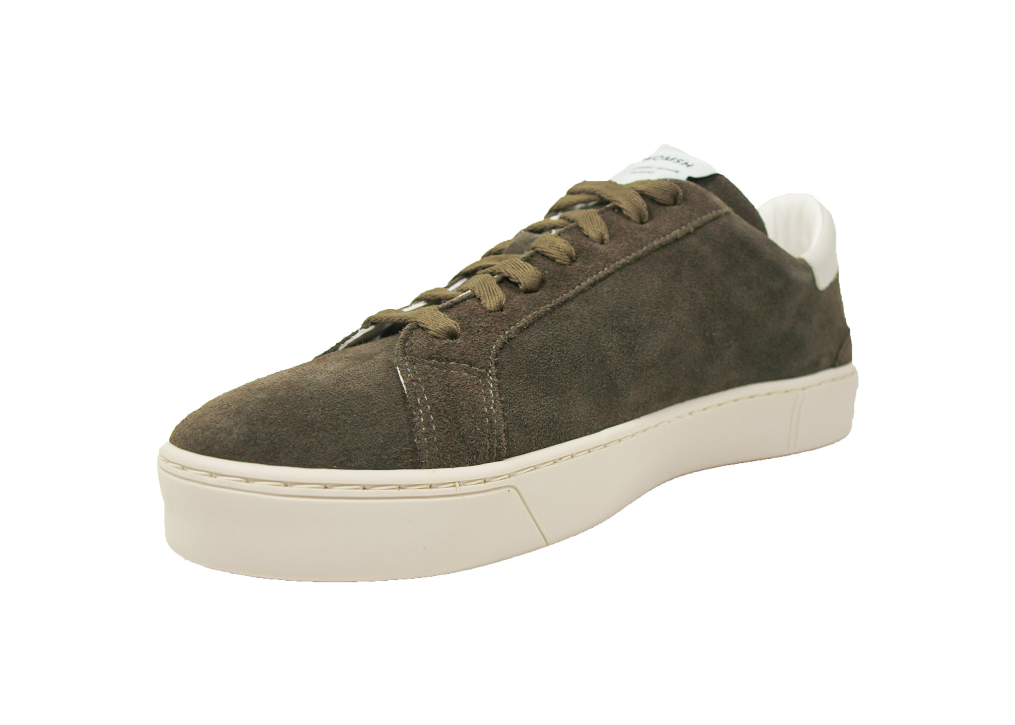 WOMSH WOMSH Sustainable Sneaker S202253 Snik Military Groen