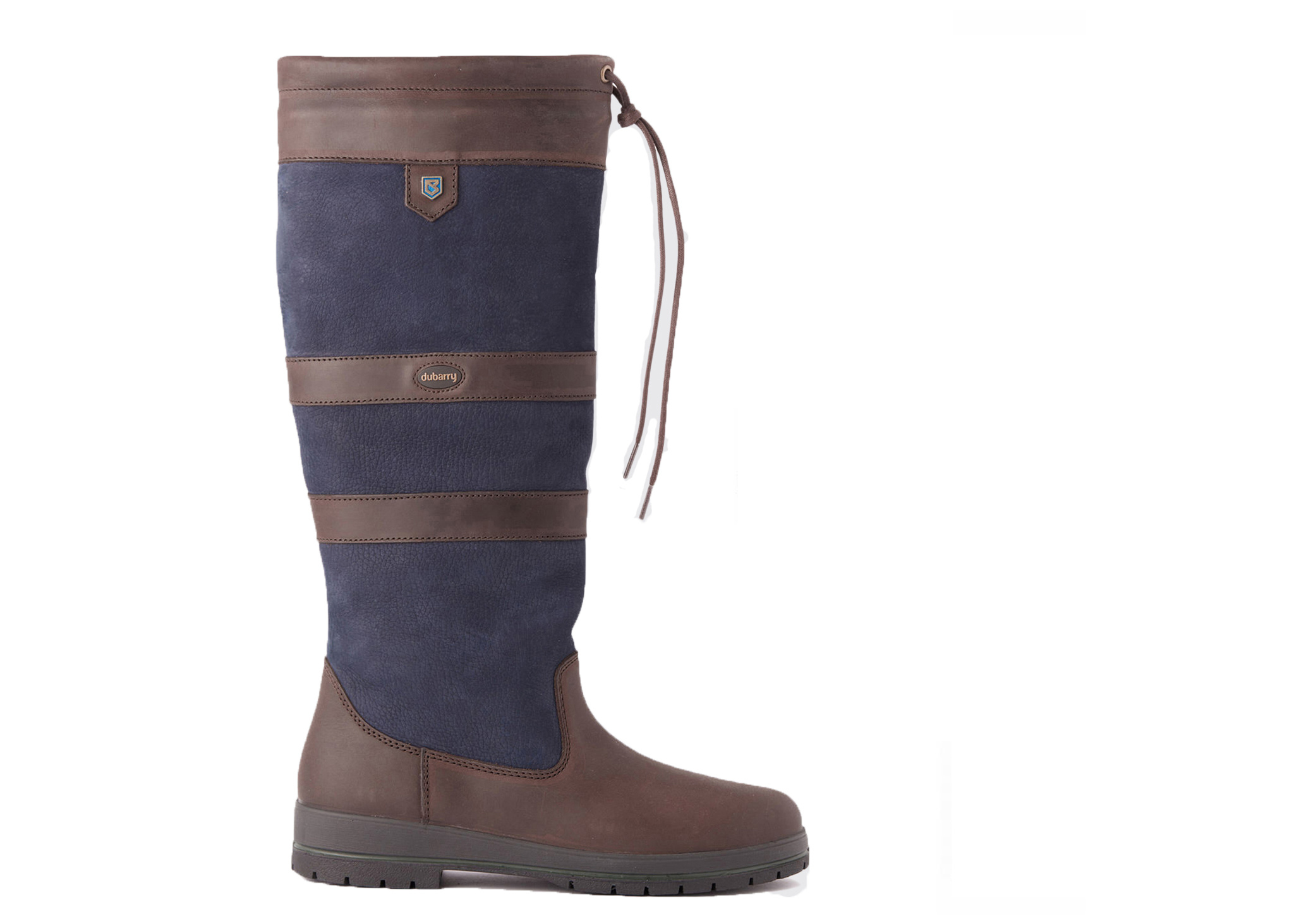 Dubarry Dubarry laars ExtraFit 393132 Galway Navy/ Brown