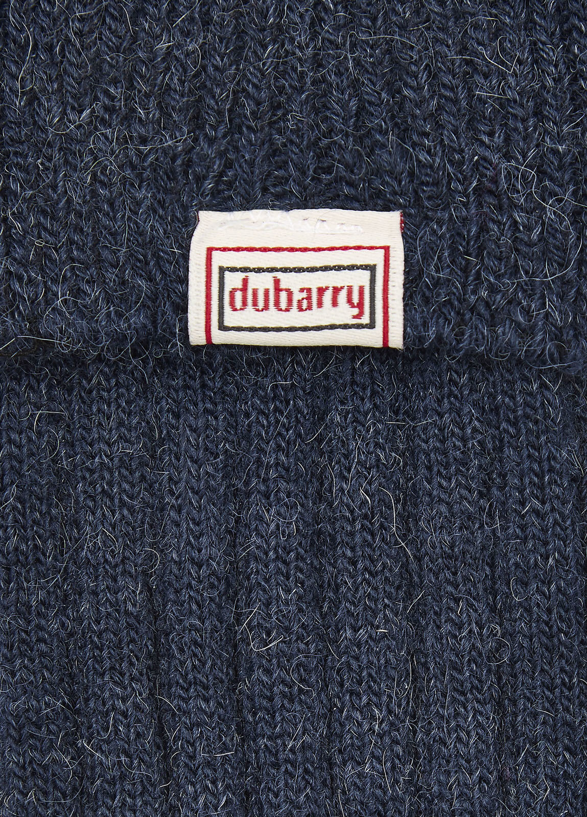 Dubarry Dubarry Holycross Alpaca Sokken 985203  (middellang / donkerblauw)