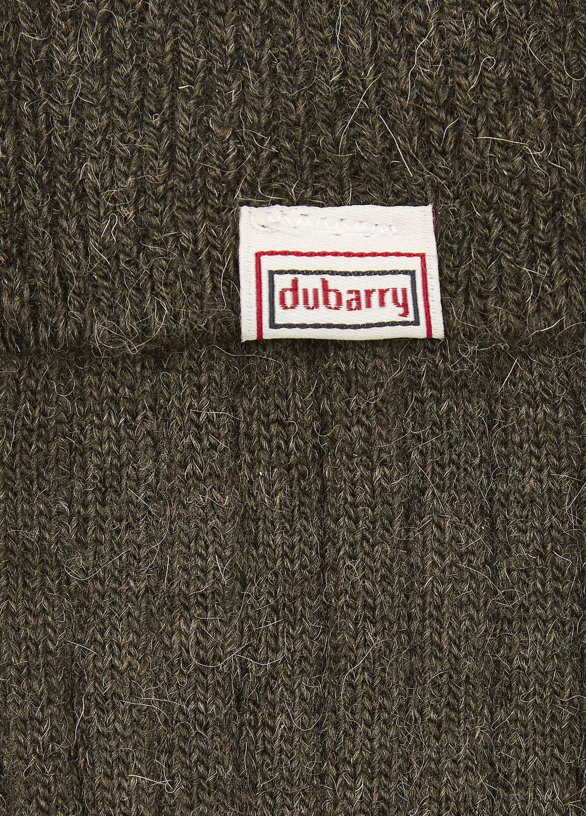Dubarry Dubarry Holycross Alpaca Sokken 985209 (middellang / Olive)