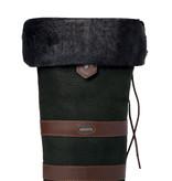 Dubarry Dubarry Bont Sokken Galway (zwart, lang) 508301  S/M
