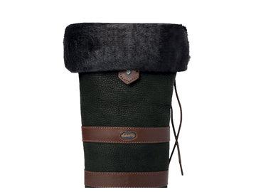 Dubarry Dubarry Bont Sokken (zwart, lang) 508301