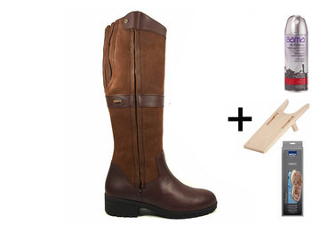 Dubarry Dubarry laarzen Sligo Walnut 3948