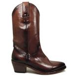 Perlita Peaches Perlita Peaches Western Boots Leira Cognac