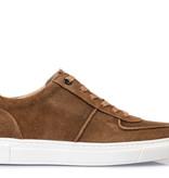 Van Bommel Van Bommel 16422/06 Sneaker Cognac Suède