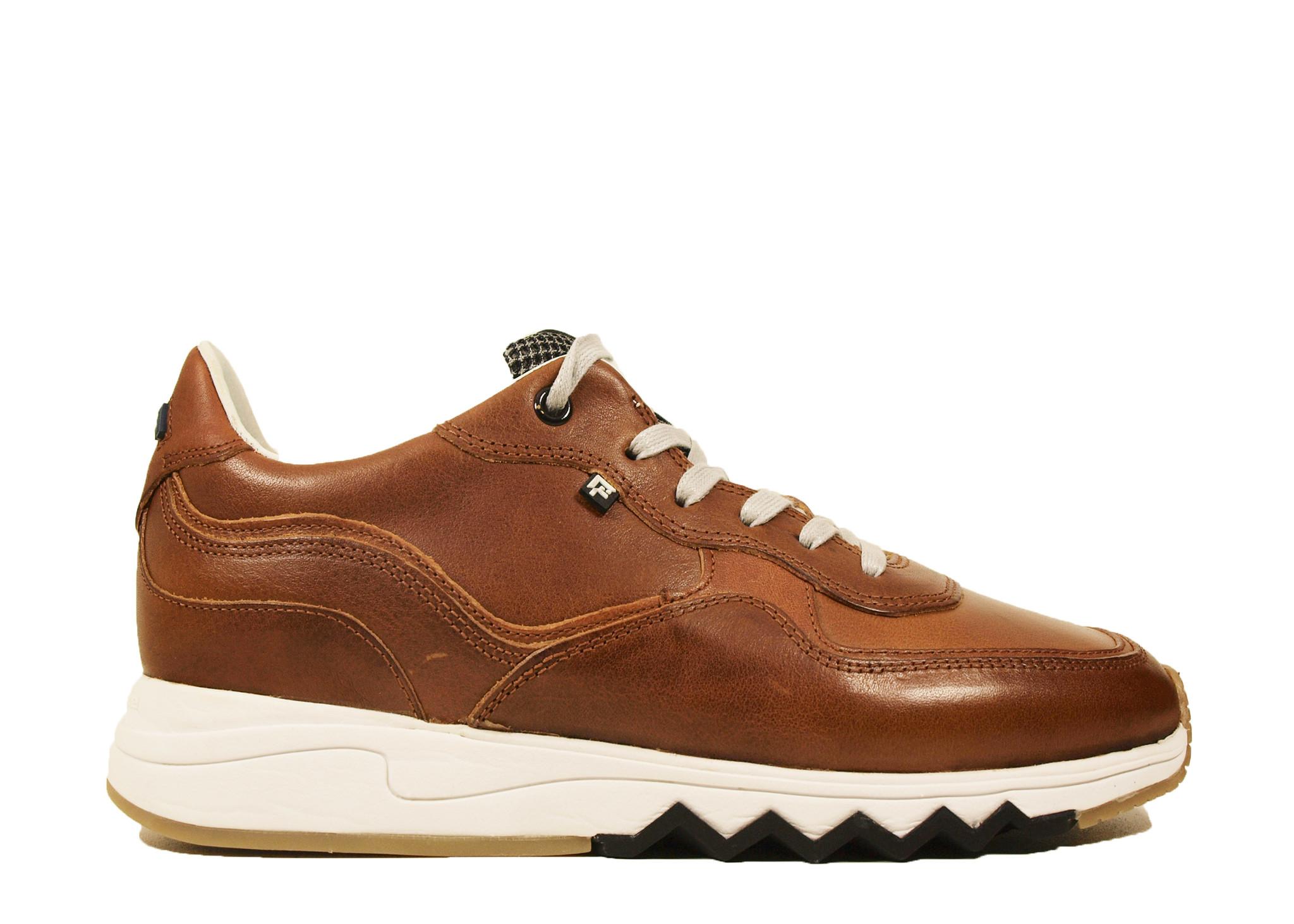 Floris van Bommel  Floris Van Bommel 16397/02 Sneaker Cognac Calf Combi