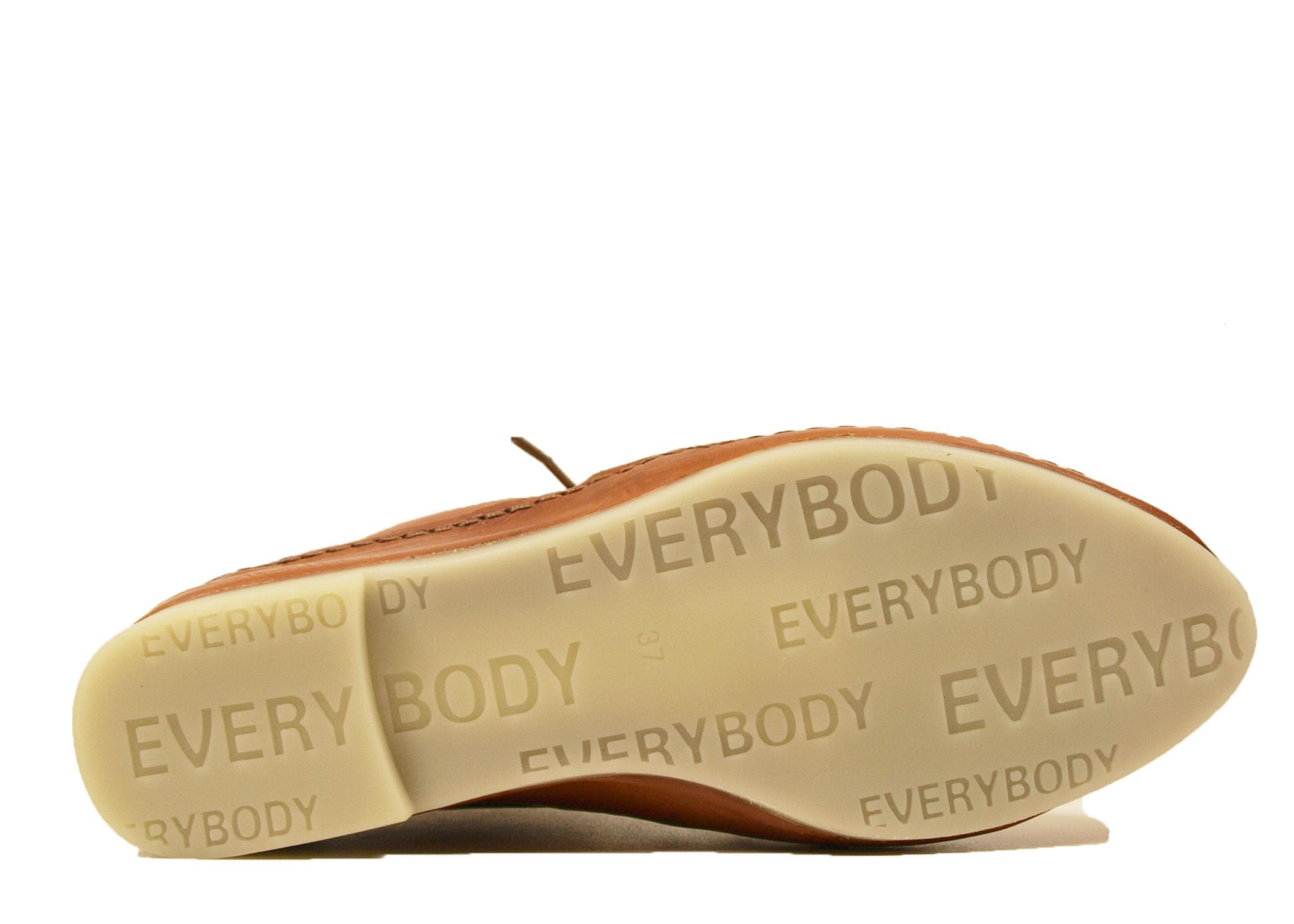 Everybody Everybody 19601U1398 Veterschoen Flora Cognac
