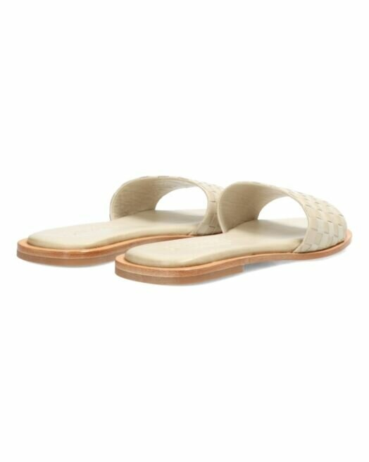 Shabbies Shabbies 170020171 Sandaal 1500 Wit/ Off-white
