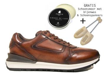 Gréve Gréve sneaker 7258 Cognac