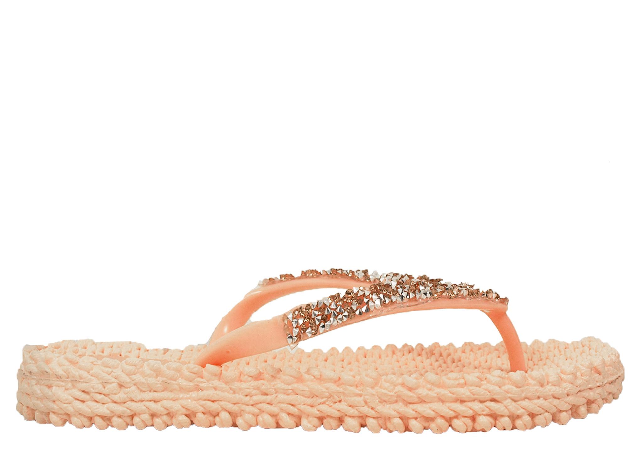 ILSE JACOBSEN  Ilse Jacobsen Slipper Cheerful03 Soft Coral