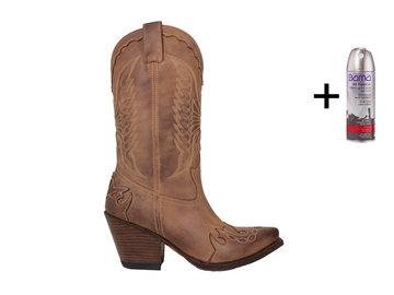 Sendra Boots Sendra 15730 Western Boots Bruin
