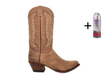 Sendra Boots Sendra 17649 Western Boots Bruin
