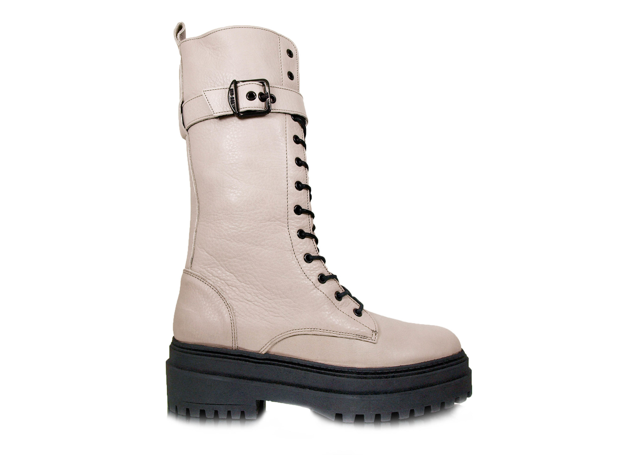Red Rag Red Rag Bikerboots 71212/232 Taupe