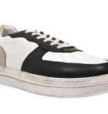 Blackstone dames Blackstone Sneaker WG85 Zwart/Wit