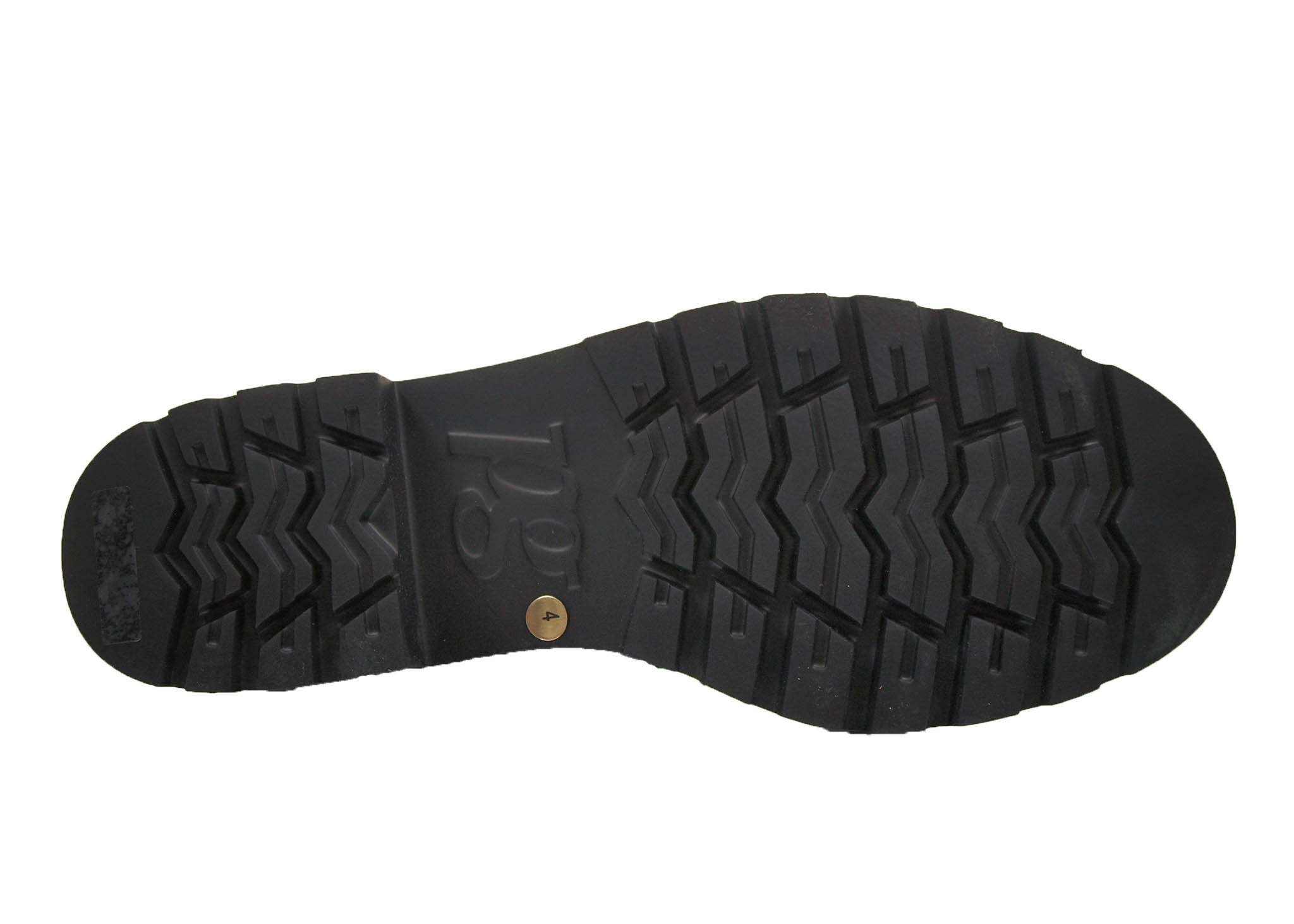 Paul Green Paul Green Chelsea Boots 9925-039 Zwart Lakleer