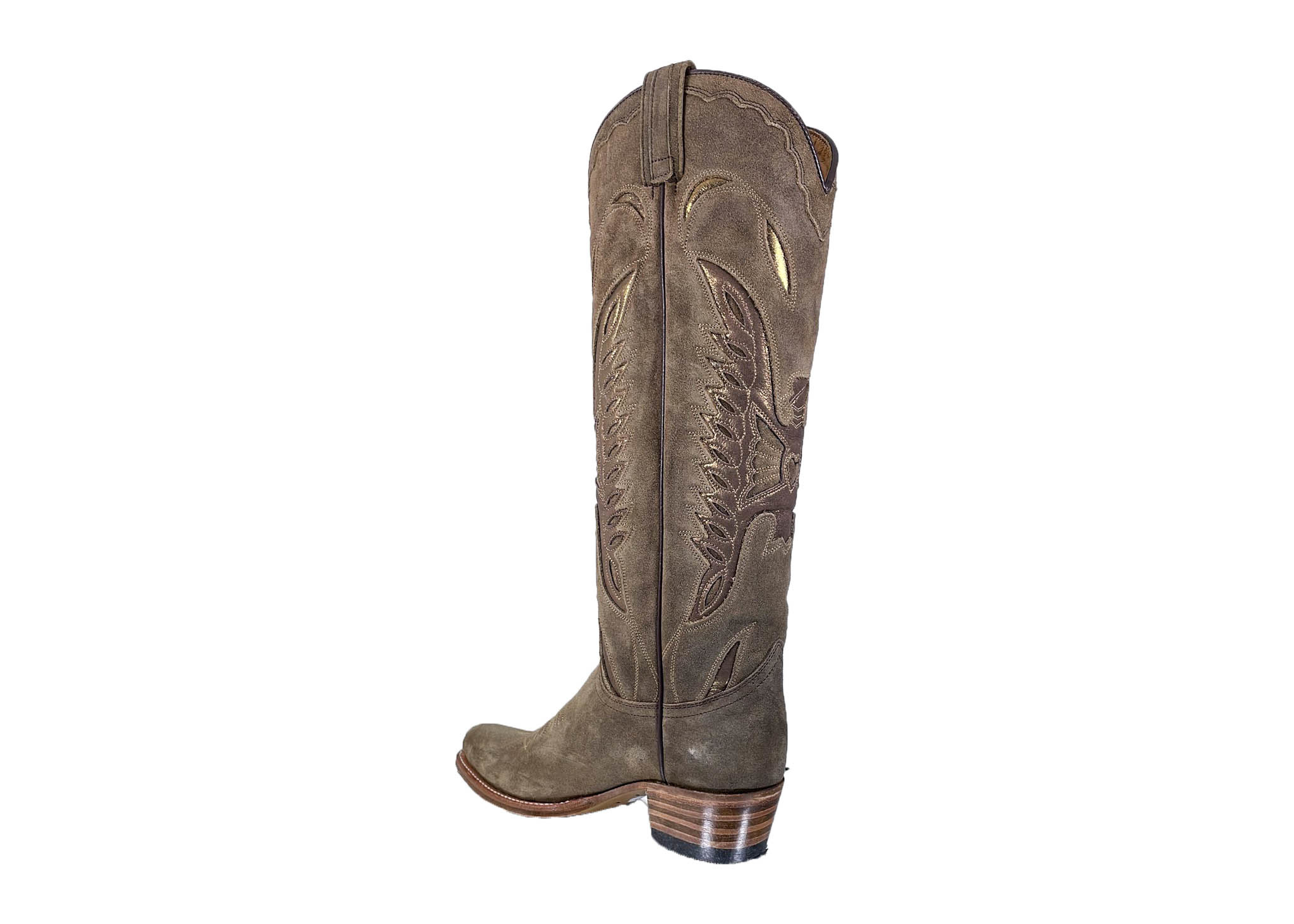 Sendra Boots Sendra 45807 Western Boots Taupe
