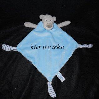 funnies tutpop beer groot met naam
