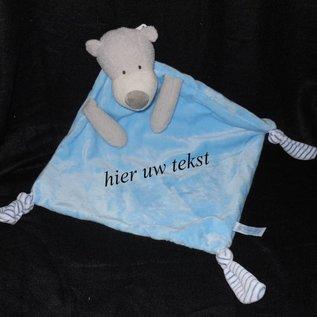 funnies tutpop beer klein met naam