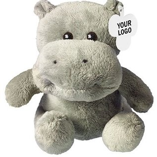 soft toy hippo