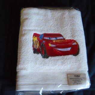 handdoek cars