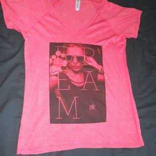 dames t-shirt met print