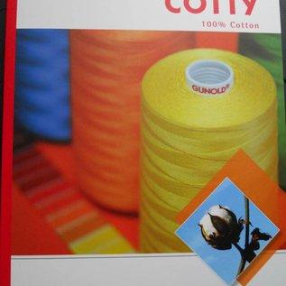 gunold kleurenkaart cotty