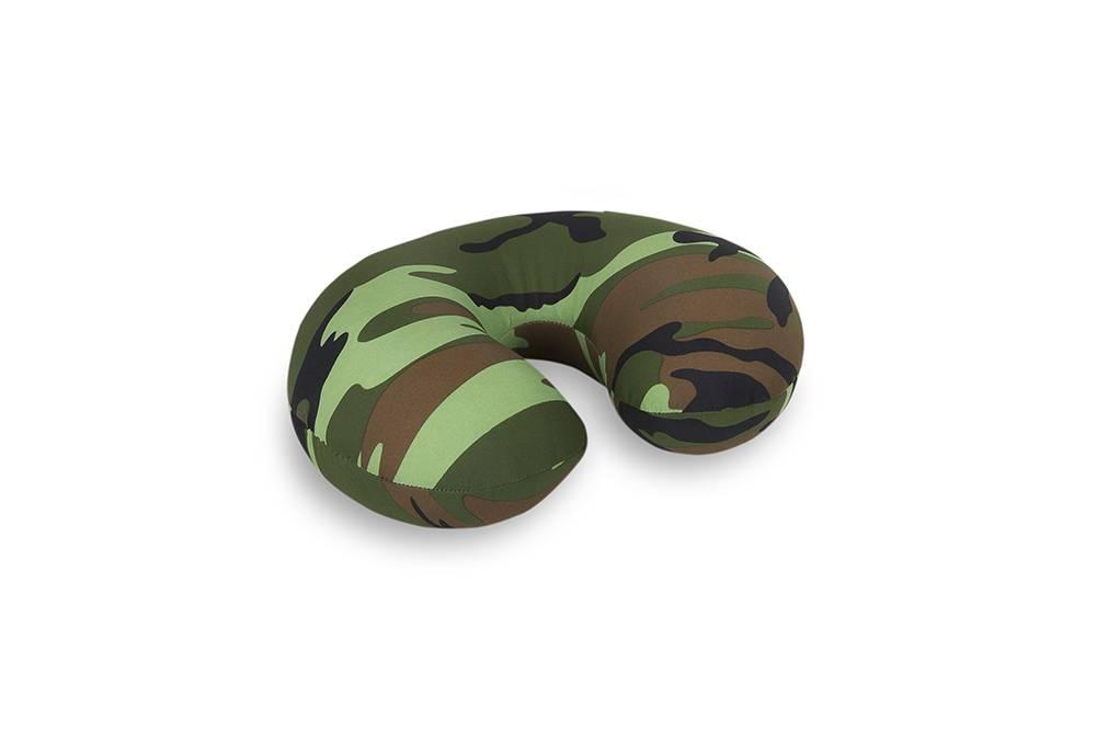 Kuschel-Maxx Kuschel-Maxx - Cuscini per collo per bambini Army