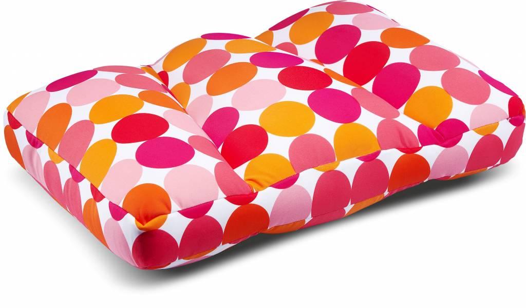 Kuschel-Maxx - Sleeppillow Dots Orange