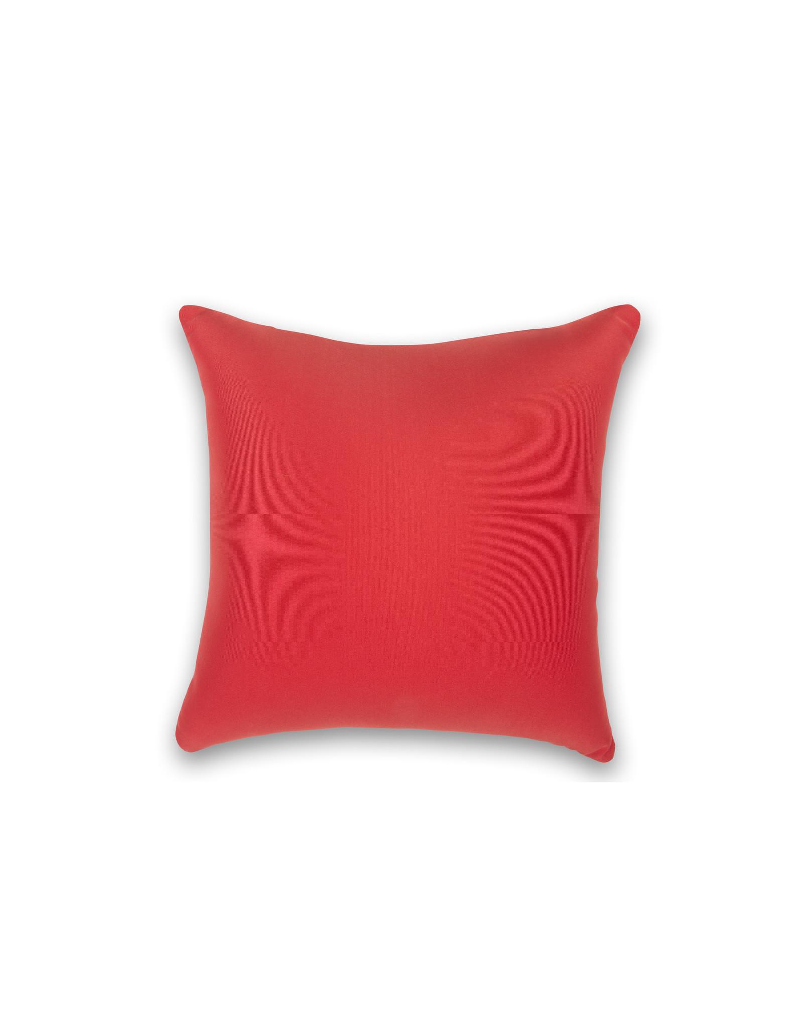 Kuschel-Maxx Kuschel-Maxx - Quadrat Rot