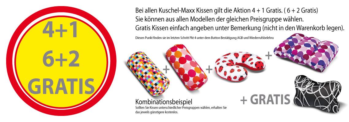 Kuschel-Maxx 4+1 Gratis