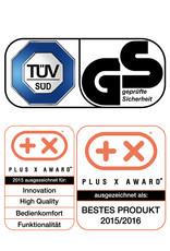 INVITALIS UK Vitalymed Flexi - Schwarz UK