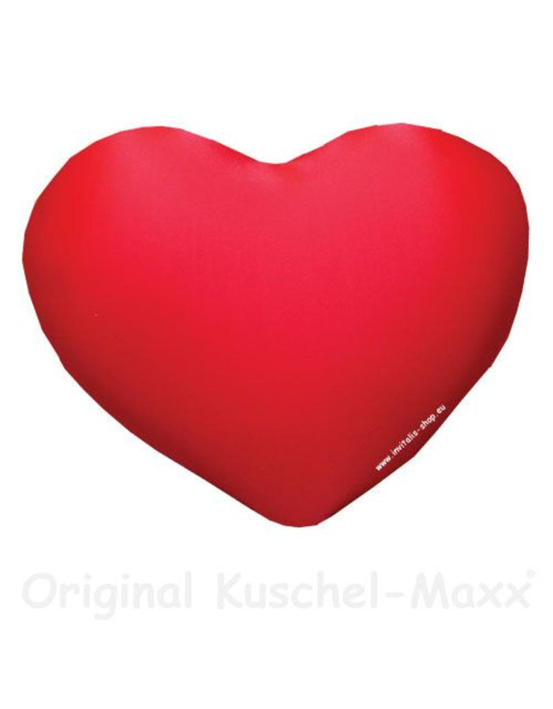 Kuschel-Maxx - Herz Rot