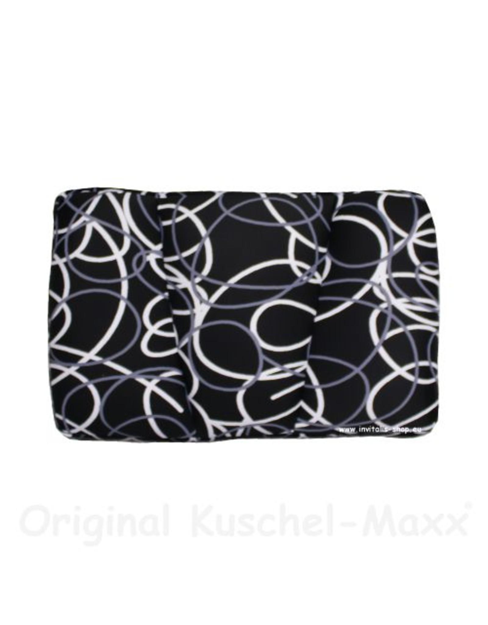 Kuschel-Maxx Kuschel-Maxx - Sleeppillow  Lines Black
