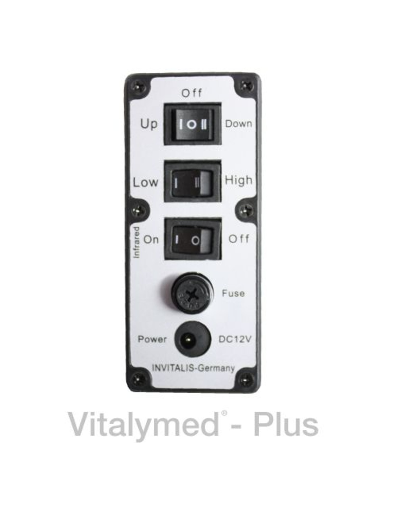 INVITALIS Vitalymed Plus - Weiss