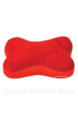 Kuschel-Maxx Kuschel-Maxx - Knochen Rot