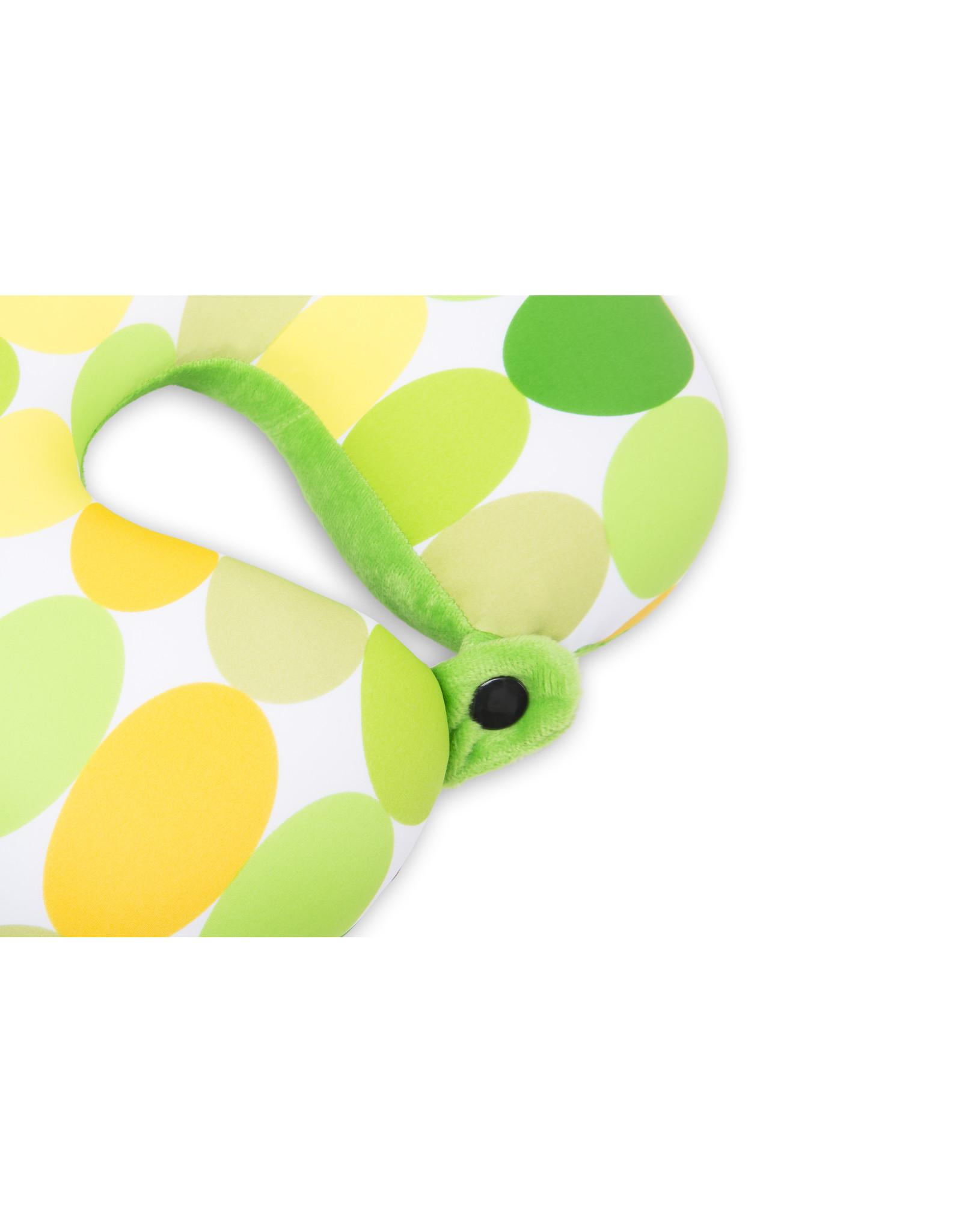 Kuschel-Maxx Kuschel-Maxx - Nack cushion Dots Yellow