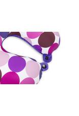 INVITALIS Kuschel-Maxx - Nack cushion Dots Violet