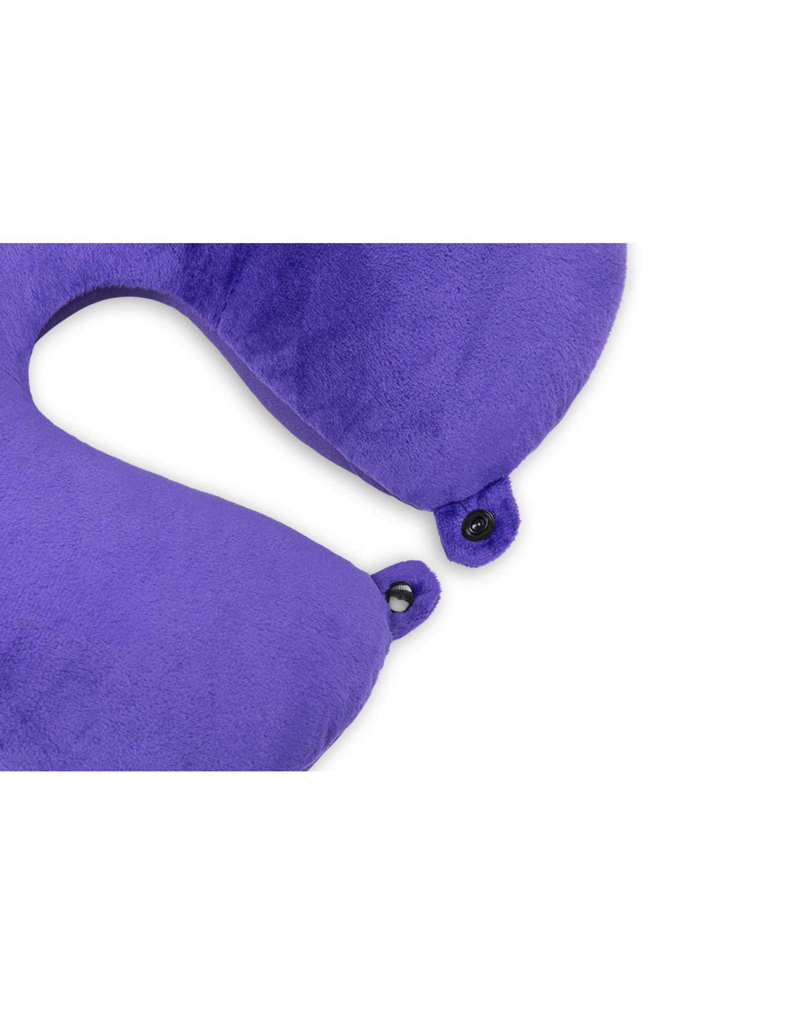 INVITALIS Kuschel-Maxx - Cuscini per il Collo Violett