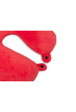Kuschel-Maxx Kuschel-Maxx - Cuscini per il Collo Rosso
