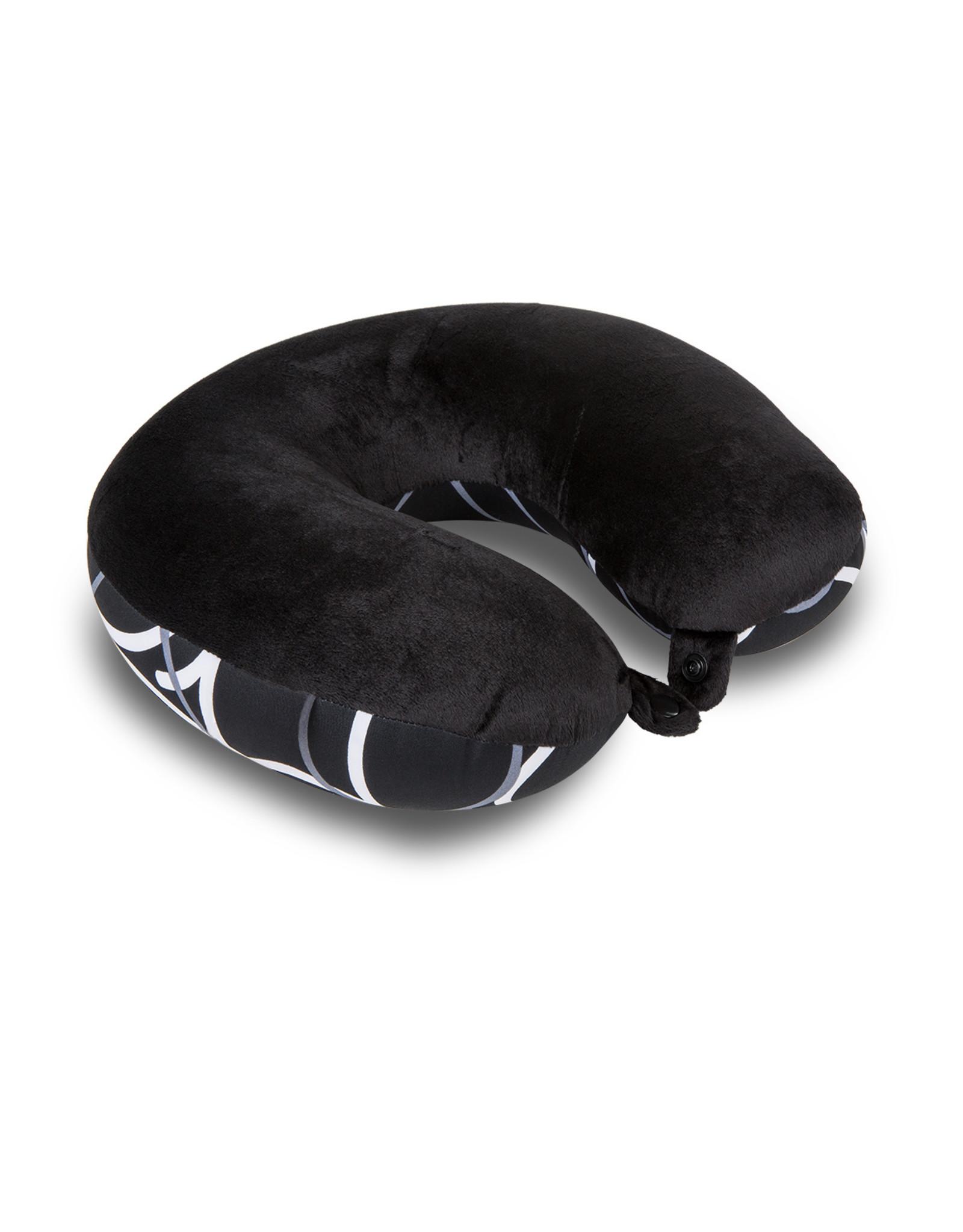 Kuschel-Maxx Kuschel-Maxx - Nack cushion Lines Black