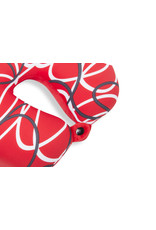 Kuschel-Maxx Kuschel-Maxx - Nack cushion Lines Red