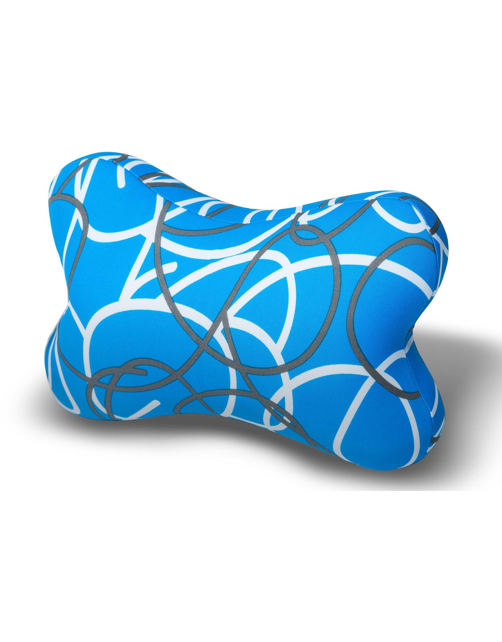 Kuschel-Maxx Kuschel-Maxx - Boneshape Lines Blue