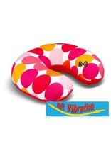 Kuschel-Maxx Kuschel-Maxx - Nack cushion Punkte Orange - Vibration
