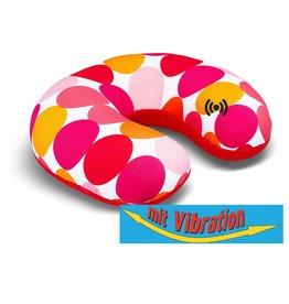 Kuschel-Maxx Kuschel-Maxx - Nack cushion Punkte Orange- Vibration