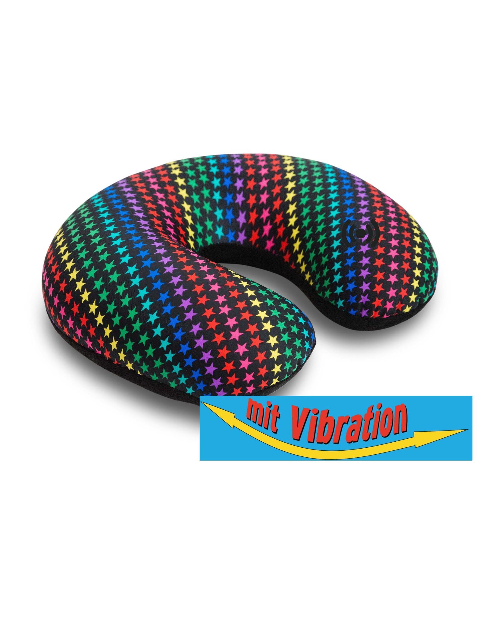 Kuschel-Maxx Kuschel-Maxx - Nack cushion Sterne - Vibration