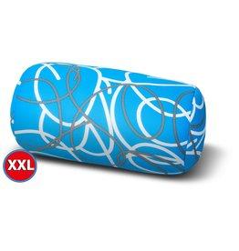 Kuschel-Maxx Kuschel-Maxx - Linien Blau XXL