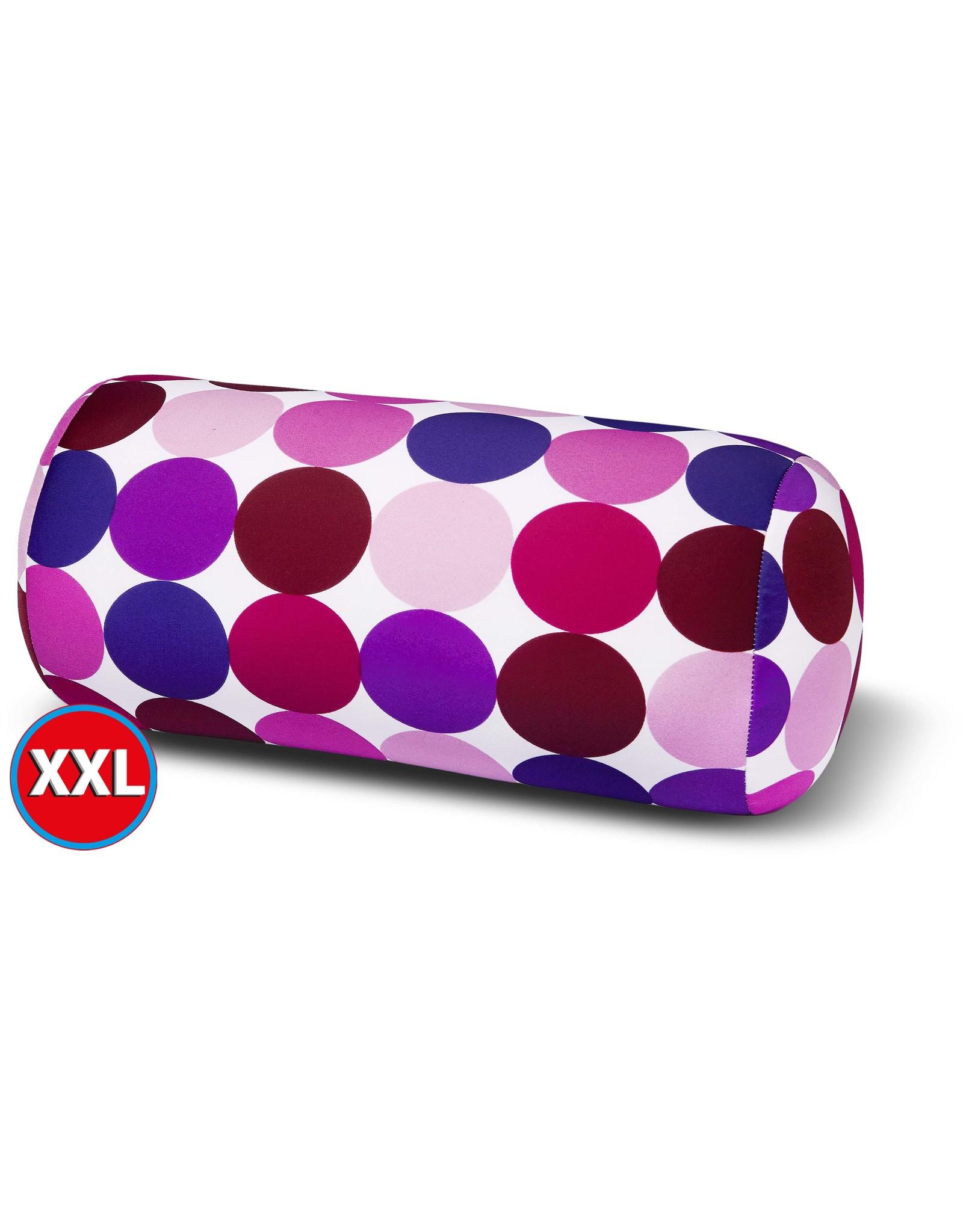 Kuschel-Maxx Kuschel-Maxx - Punkte Violett XXL